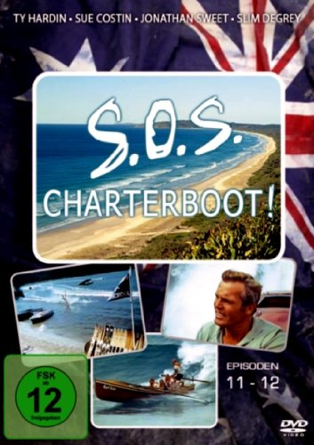 S.O.S. CHARTERBOOT Episoden 11 - 12 (Das Blut des Kapitäns - Menschenjagd in Mangrove Creek)