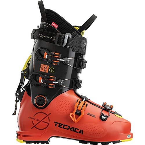 Tecnica Zero G Tour Pro Alpine Touring Boot - 2021 Orange/Black, 28.5