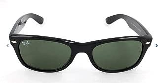 Ray-Ban RB2132 New Wayfarer Polarized Sunglasses, Black,...