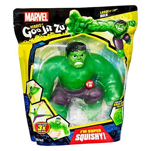 Goo Jit Zu Figura Grande Hulk Giocattolo, 119397