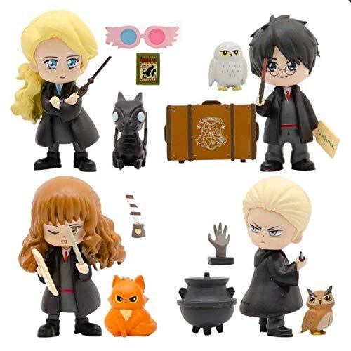 Harry Potter - Cápsulas mágicas, Incluye Personaje y 7 Pistas Reveladoras, 10 Modelos Para Coleccionar, Envío ALEATORIO ( Famosa 700015842)