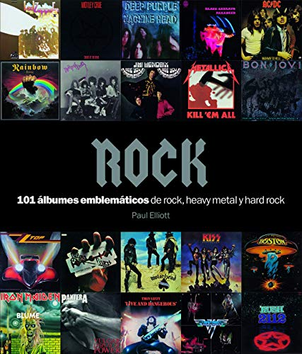 Rock: 101 álbumes emblemáticos de rock