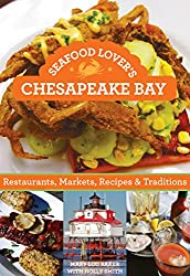 Seafood Lover's Chesapeake Bay Cookbook | Ocean City MD Non-Fiction Books