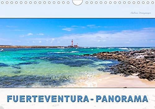 FUERTEVENTURA-PANORAMA (Wandkalender 2021 DIN A4 quer)