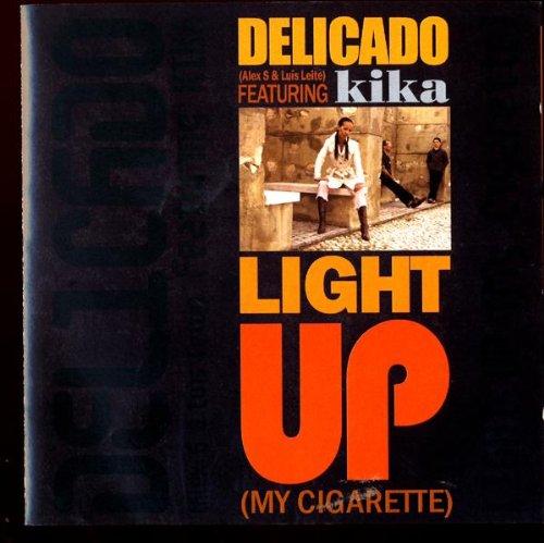Light Up (My cigarette) Crystal Nic-O-Teen Mix (Crystal Nic-O-Teen m)