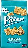 Gran Pavesi Cracker Le Sfoglie Classiche Cotte al Forno, 190g