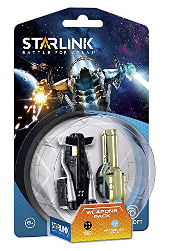 Ubisoft Starlink Weapon Pack, Nessuna Piattaforma Specifica, Iron Fist + Freeze Ray