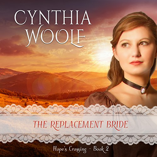 The Replacement Bride audiobook cover art
