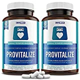 (2 Pack) Provitalize for Menopause Weight Management Probiotics Women Men Better Body Co Previtalize Meno Best Natural Reviews (120 Capsules)