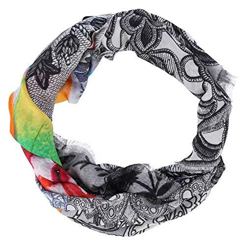 Samaya Schal Größe One Size Mehrfarbig (Mehrfarbig)