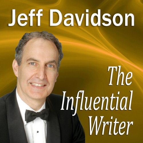 The Influential Writer audiobook cover art