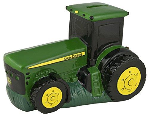Tractor Piggy Bank