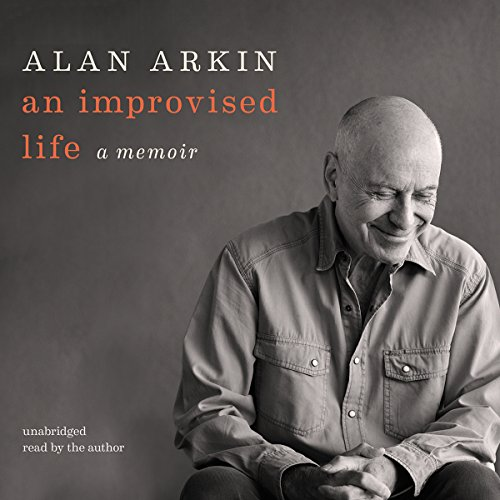 An Improvised Life audiobook cover art