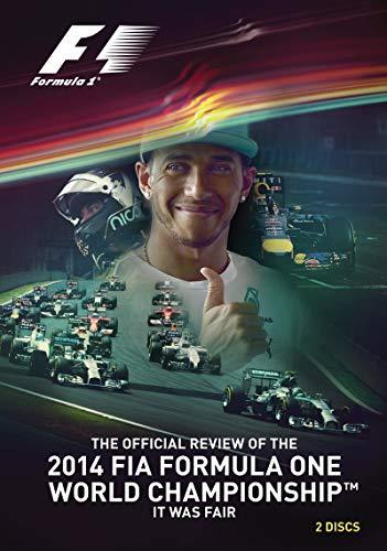 2014 Formel 1 Weltmeisterschaft, Formula One World Championship [2 DVDs]