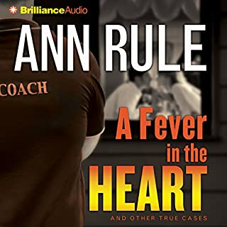 A Fever in the Heart audiobook cover art