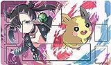 Pokemon Card Playmat - Marnie & Morpeko Standard Size - Large Gaming Mat