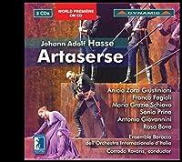 Johann Adolf Hasse: Artaserse by Maria Grazia Schiavo