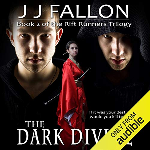 The Dark Divide audiobook cover art