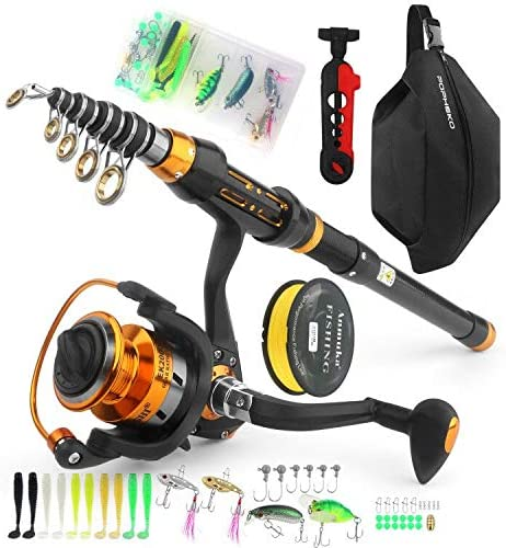 Spinning Fishing Credence Rod and Reel Popular standard Combos L with