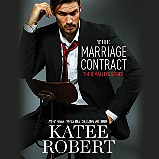 The Marriage Contract audiobook cover art