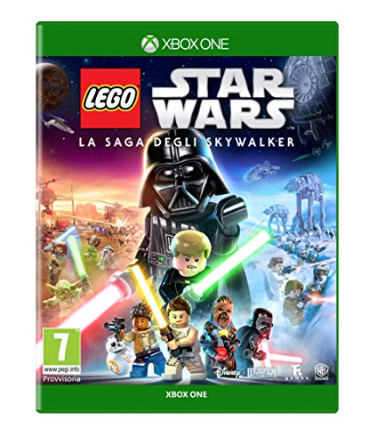 Xbox One - LEGO Star Wars: La Saga de Skywalker - [Versión Italiana]