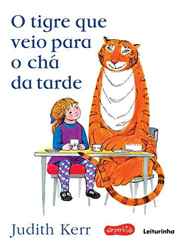 O tigre que veio para o chá da tarde
