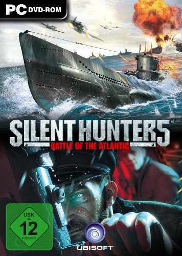 Silent Hunter 5: Battle of the Atlantic - [PC]