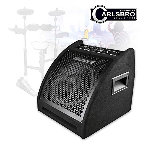 "Carlsbro EDA 30 Electronic Drum Monitor Speaker Amplifier 30 Watt 10"" Aux-In EQ"