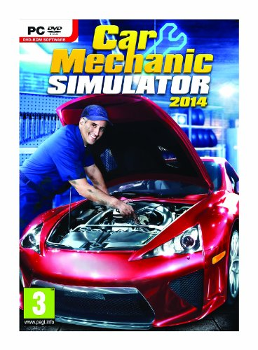 Car Mechanic Simulator 2014 (PC DVD) [UK IMPORT]