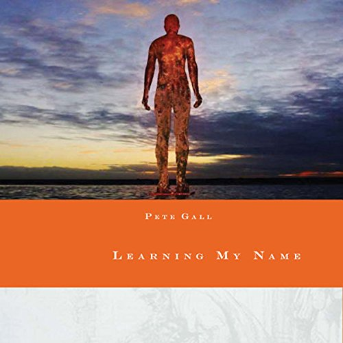 Learning My Name audiobook cover art