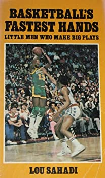 Basketball's Fastest Hands 0590023292 Book Cover