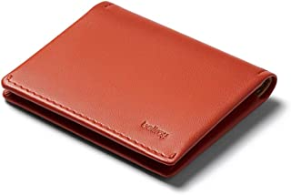 Bellroy Leather Slim Sleeve Wallet - Tangelo