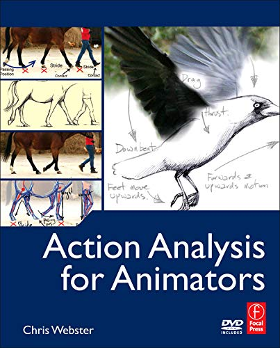 Download Action Analysis for Animators 0240812182