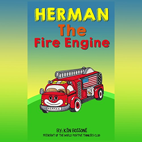 Herman: The Fire Engine audiobook cover art