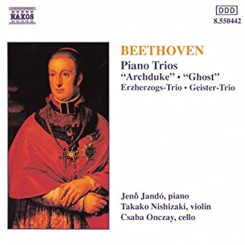 BEETHOVEN: Piano Trios 'Ghost' and 'Archduke'