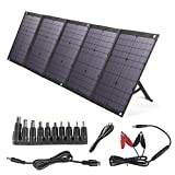 BigBlue 100W Cargador Solar Plegable Solar Panel con PD 45W...