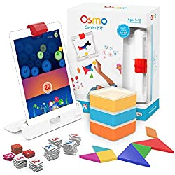 best toys for 6 year old girls - Osmo Genius Kit for iPad