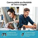 Zoom IMG-1 mpow auricolari bluetooth tws wireless