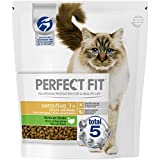 Perfect Fit Sensitive - Croquettes pour Chat Adulte Sensible Stérilisé, Riche en...