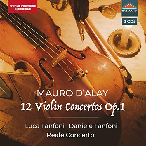 12 Violin Concertos 1