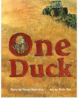 [(One Duck )] [Author: Hazel Hutchins] [Sep-2000]
