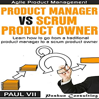Agile Product Management: Product Manager vs Scrum Product Owner Titelbild