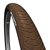 CST Cub.CST Zeppelin Urban Pneu de vélo Unisexe pour Adulte Marron 28 x 1,60 cm