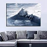 Knncch Mount Everest und das wolkenmeer Wandbilder für
