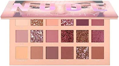 Exclusive New huda Beauty The New Nude Eye Shadow palé