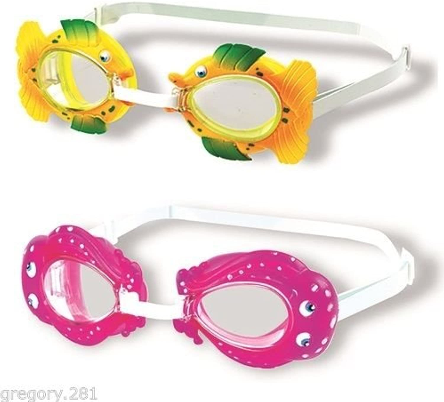 Swimline 9300sl Sea Pals Kids Goggle 9300
