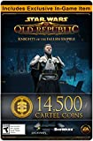Star Wars: The Old Republic - 14,500 Cartel Coins + Exclusive Item [Online Game...