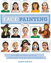 Best face painting guide book Reviews