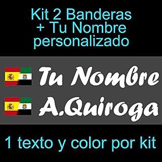 Amazon.es: bandera españa: Coche y moto