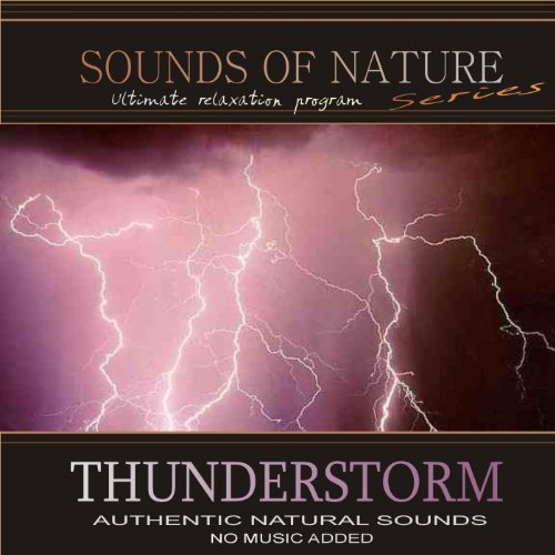 Thunderstorm (Sounds of Nature)